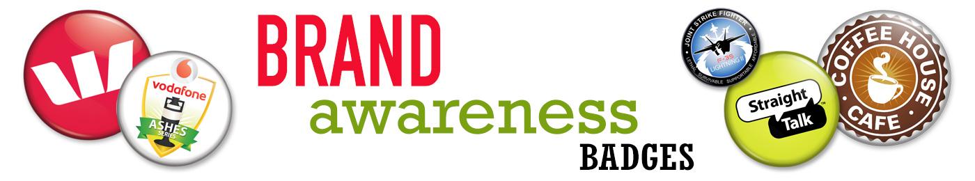 Brand Awareness Badges