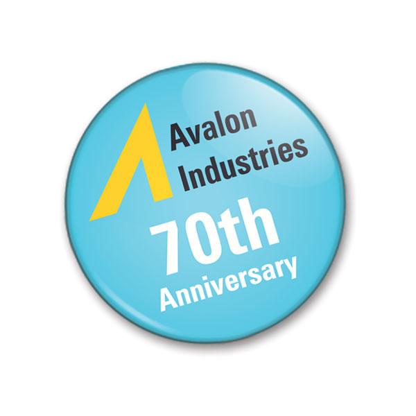 75mm Button Badges